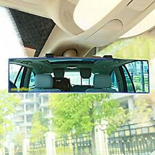 300mm Convex Curve Interior Clip On Panoramic Rear View Mirror for All Car