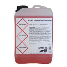 3 Liter Frischwasserzusatz HYDROSIN Flüssigkonzentrat für Camping Toiletten