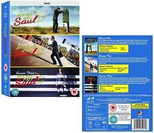 BETTER CALL SAUL 1-3 2015-2017: Saul Goodman TV Season Series NEW Rg2 DVD not US