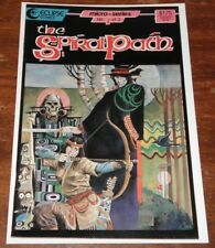 THE SPIRAL PATH #1 (1986 MICRO-SERIES) ECLIPSE COMICS / FINE+