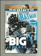 ALL STAR BATMAN REBIRTH # 3 . DC COMICS .TITAN . UK . 2017 .