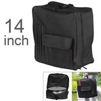 14-Inch Snare Drum Bag Professional Gig Bag for Snare Drum and Drum Sticks