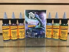 Eternal Tattoo Ink Mike Devries Perfect Storm 6 Color 1 Ounce Signature Set HOT!