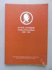 Dante Alighieri Sommo Poeta italiano 1265-1321 (- Italien Dichter