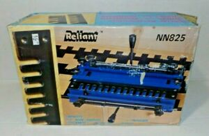"""Reliant Master Dovetail Machine with 1/2"""" template in box NN825"""
