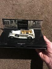 Rare Minichamps Maybach Zeppelin Ds 8 1 43