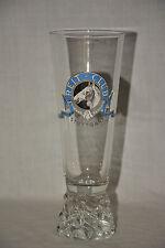 Bicchiere di birra Stoccarda antico MONTALA Club frumento vetro vetro bianco birra Antique Beer Glass