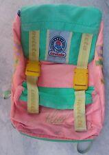 RARO ZAINO INVICTA FLUO VINTAGE CARTELLA MONTAGNA BAG ANNI '90 ZAINETTO backpack