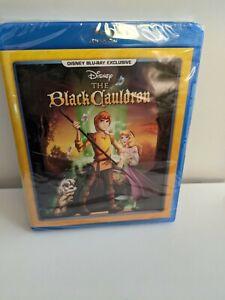 The Black Cauldron BLU-RAY Disc Disney Movie Club Exclusive-2021-NIP