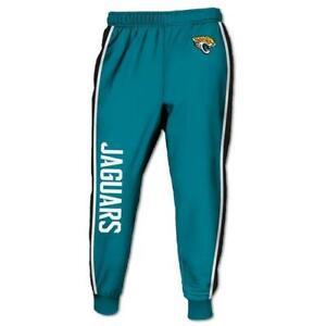 Jacksonville Jaguars Casual Joggers Pants Sweatpants Gym Sports Workout Trousers