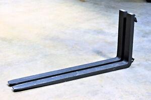 Gabelzinken - Palettengabel 80x40x1000mm  für alle  gängigen Gabelstapler