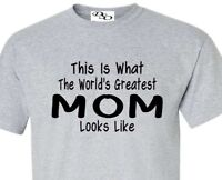 4671cdc3 Worlds Greatest Mamaw T Shirt Mothers Day Gift - 16 Colors Size SM - 6X