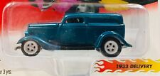 JOHNNY WHITE LIGHTNING - HOT RODS * 1933 DELIVERY * TURQUOISE