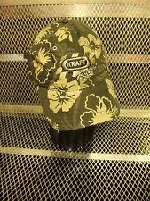 KRAFT RACING ~ Ultimate Race Weekend 2005 Florida ~ Hawaiian Buckle Back HAT Cap