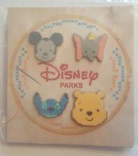Booster de 4 Pin's Disney MICKEY STITCH WINNIE DUMBO NEUF