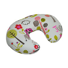 PinkWhite Baby/Babys Nursing Pillow/Cushion Removable Cover Breast Feeding