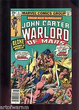 JOHN CARTER - WARLORD OF MARS  #  6