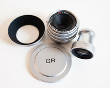 **Rare** Ricoh GR 28mm f2.8 (LTM mount) lens –silver