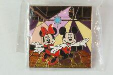 Disney World Pin LE Disney Cruise Line 2011 Mickey Minnie Dance Party