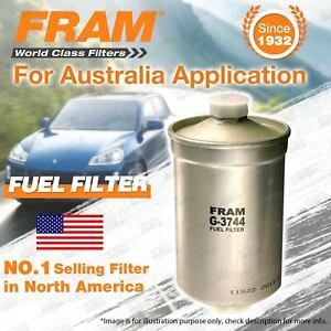 Fram Fuel Filter for Volvo 260 740 760 940 960 S90 V90 240 Ptrl 4Cyl V6 Ref Z311