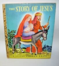 A Little Golden Book The Story of Jesus by Beatrice Alexander 1946 B Edition