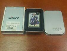 Stanley Mouse Grateful Dead Family Black Matte Zippo Lighter Mint in Box