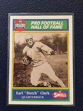 "Earl ""Dutch"" Clark HOF Lions  1990 Swell Football Greats #4  NM-MT+"