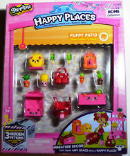 HAPPY PLACES PUPPY PATIO Decorator's Pack-FREE US Shipping