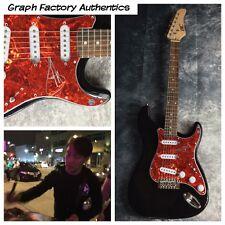 GFA Journey Frontman * ARNEL PINEDA * Signed Electric Guitar PROOF AD1 COA