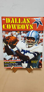 1968 DALLAS COWBOYS NFL FOOTBALL YEARBOOK MAGAZINE BULLET BOB HAYES LANDRY