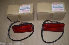 Suzuki SJ Sierra Samurai Rear Red Side Marker Lamp LH + RH Pair Set SGP Genuine