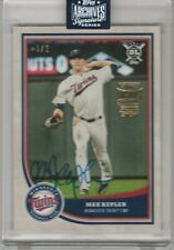 2018 Topps Archives Signature Max Kepler Twins 1/1 Auto