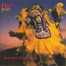 DR JOHN GOIN' BACK TO NEW ORLEANS CD 1992 ALBUM
