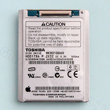 "NEU 1.8"" Toshiba MK8010GAH 80GB ZIF Festplatte for iPod VIDEO 5th 5.5th Gen HDD"