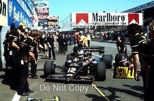 Nigel Mansell Lotus 95T Belgian Grand Prix 1984 Photograph