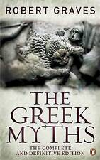 The Greek Myths: The Complete and Definitive Edition by Robert Graves (Paperback