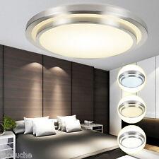12W LED Luz Lámpara de Techo Plafón Iluminación Regulable 3000-6500K Casa Baño