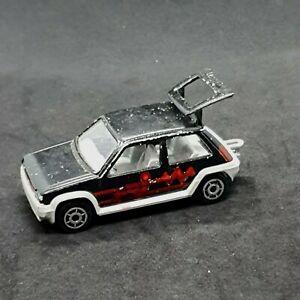 Majorette 200 Series (Serie) #205 Renault 5 GT Turbo Vintage Die-Cast Vehicle