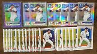 2020 Bowman Isaac Paredes Lot (26) Purple Mojo Spanning the Globe #/250 - Tigers