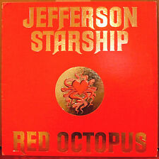 GRUNT LP BFL1-0999: JEFFERSON STARSHIP - Red Octopus - 1975 GERMANY OOP NM
