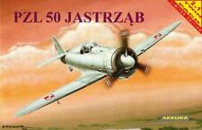 HALF PRICE ! PZL 50 JASTRZAB (POLISH AF, SEPTEMBER 1939) 1/72 AKKURA TWIN PACK