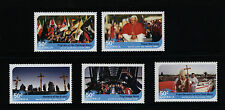 Australia stamps - 2008 WYD 08  World Youth Day Sydney - set of 5 - MNH