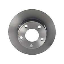 For Audi 100 A6 Passat Rear Left or Right Coated Disc Brake Rotor 245mm Brembo