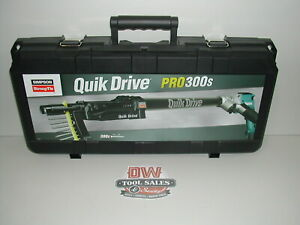 "Quick Drive 3"" Auto Feed w/ Extension for Stand Up Driving Simpson"