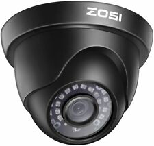 ZOSI 1080p 4 In 1 Outdoor 3.6mm Day Night Dome CCTV Security 2MP Camera System