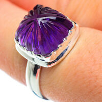 Amethyst 925 Sterling Silver Ring Size 8 Ana Co Jewelry R48347F