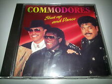 COMMODORES - Shut Up And Dance '93  (NEU!)
