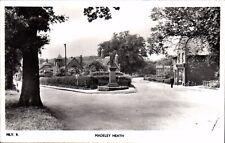 Madeley Heath near Stoke on Trent # MLY.9. War Memorial.