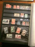 timbres de collection Australie, Nouvelle Zélande, Andore, Autriche, Belgique, C