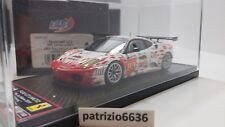 BBR Models 1/43 Ferrari F430 Gt LMGT2 #83 JMB Racing 24H Le Mans 2011  BBRC67